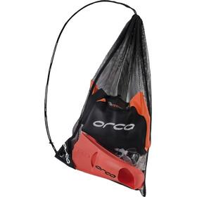 ORCA Swim Training Mesh Bag, black